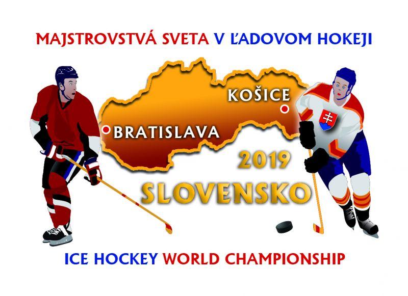 3ff7a22deecd9 Majstrovstvá sveta v ľadovom hokeji 2019